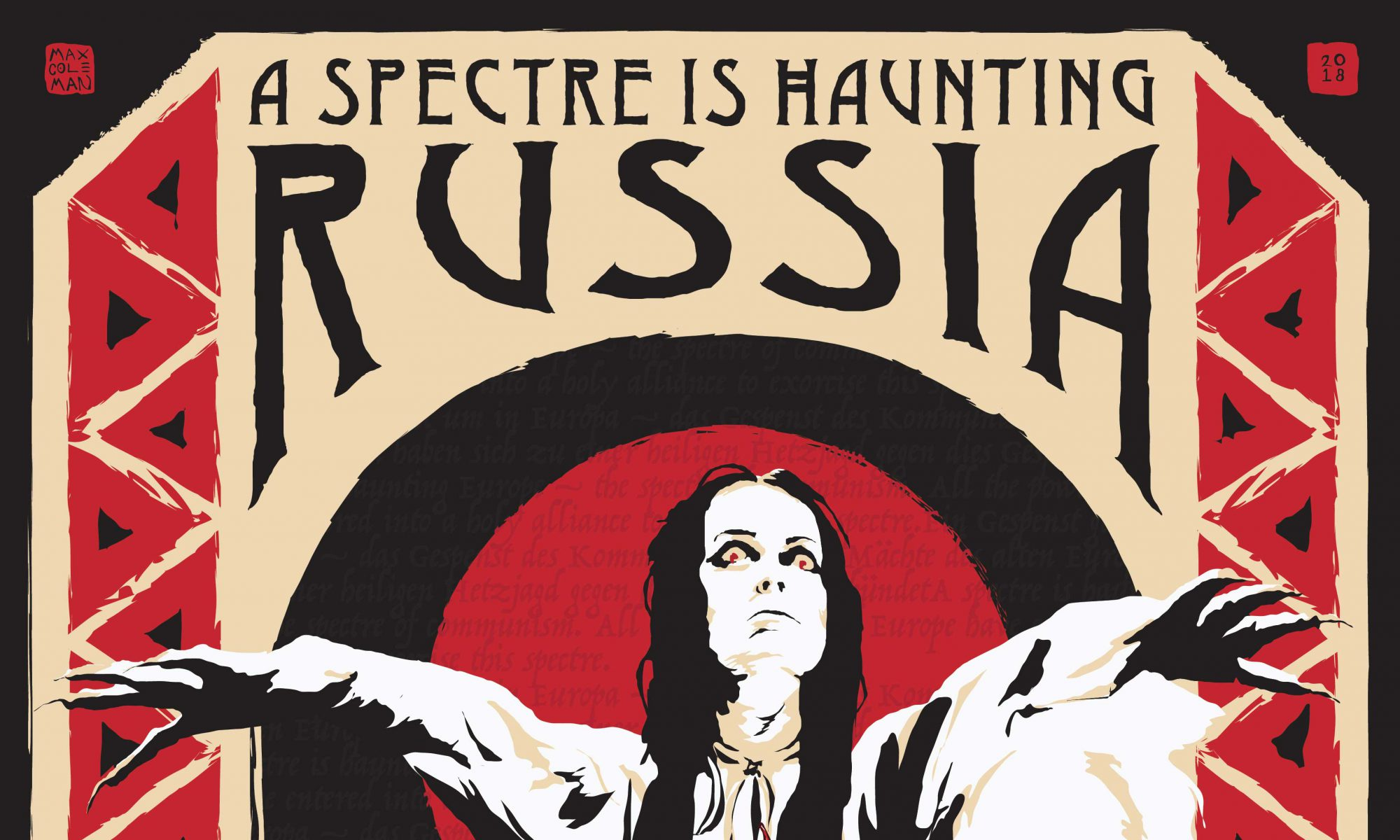 A Spectre is Haunting Russia ::                                                                                                                    History and Cinema